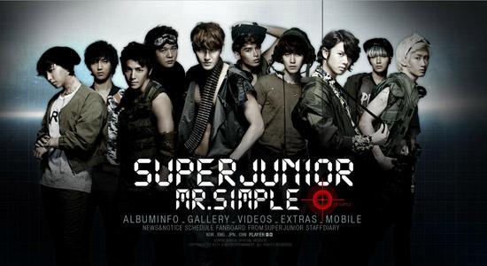 Super Junior - K.R.Y winter concert 2012