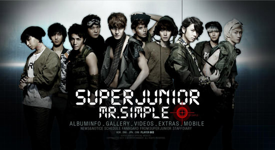 Super Junior - K.R.Y winter concert 2012